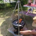 夏にやりたい「お庭でソロキャンプ」のすゝめ!初心者でも楽しめる一人ならではのお庭キャンプ用品をチェック!